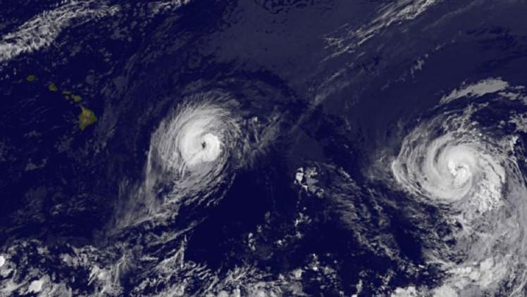 Hwaii Hurricane Iselle