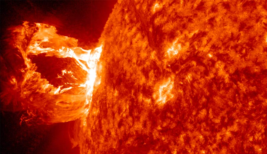 Image result for The Deep Space Climate Observatory