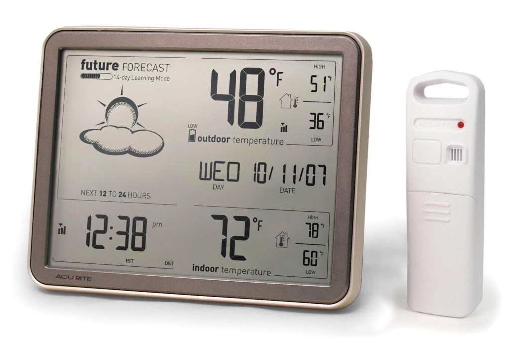 Best Indoor Outdoor Wireless Thermometer | NWC