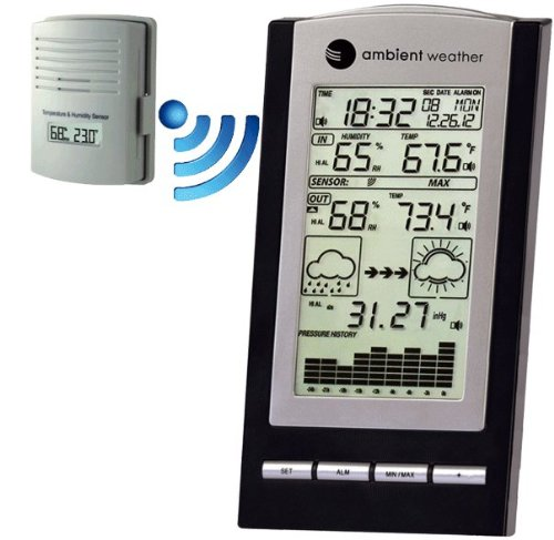 Ambient Weather WS-1171A Wireless Advanced Weather Station