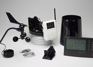 Davis Instrument Vantage Pro2 Weather Station Overview