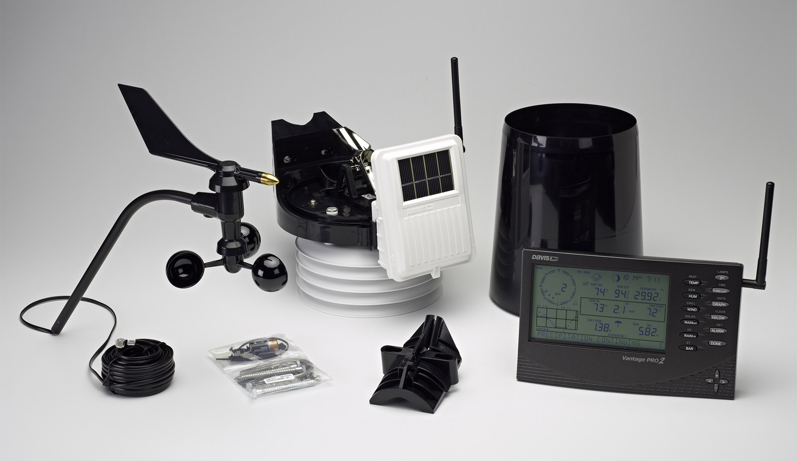 Vantage Pro2 Weather Station Review | NWC
