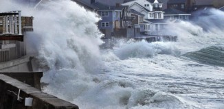 Coastal Floods and Global Warming