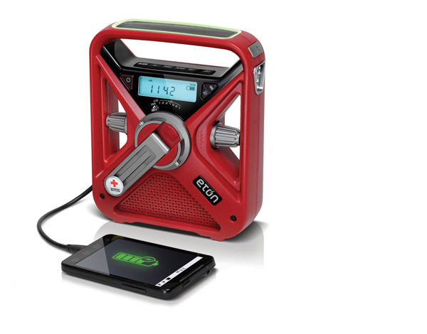 American Red Cross FRX3 - emergency weather radio