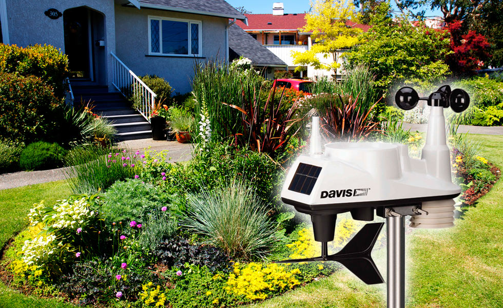Backyard Weather Station 5 weather stations that can help your garden grow safe