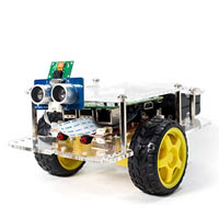 Robot kit for Raspberry