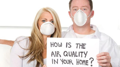 How's air in your home?