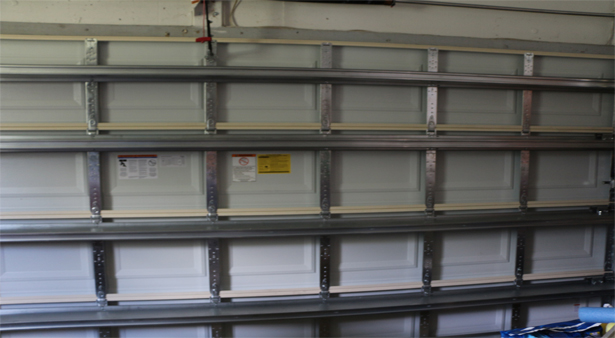 Garage Door Reinforcing During Hurricane Nwc