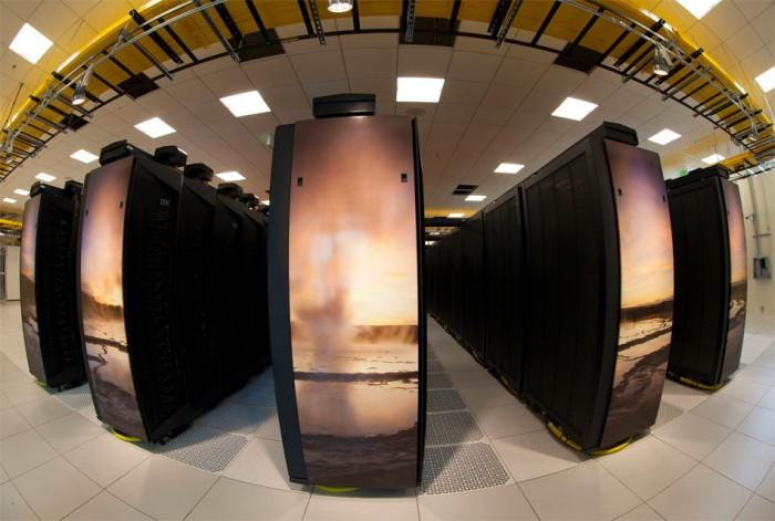 Yellowstone Supercomputer