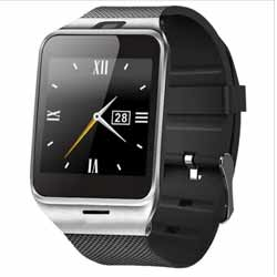 gv18 smartwatch with nfc