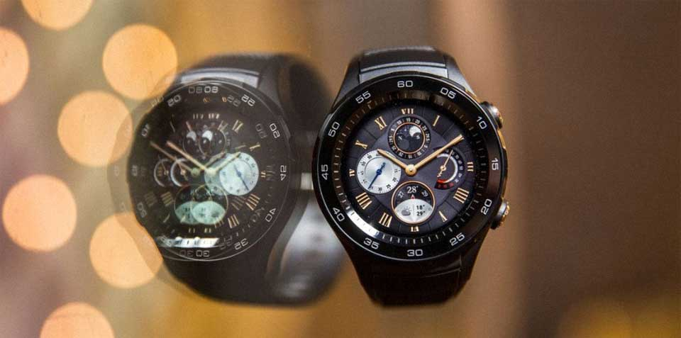 huawei watch 2 - nfc enabled watch