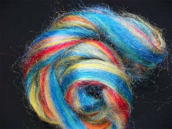 nylon fibers