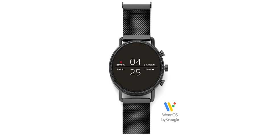 smartwatch falster 2 with nfc