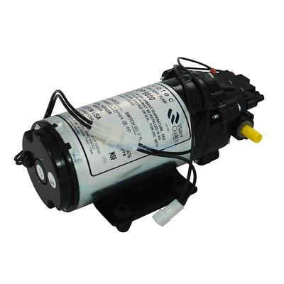 demand delivery pump for 120 volts