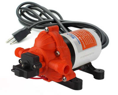 seaflo on demand pump for-home use