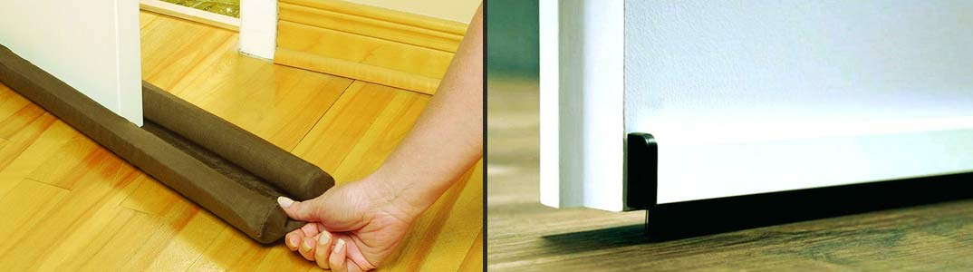 8 Best Under Door Draft Stoppers For Blocking Cold Air